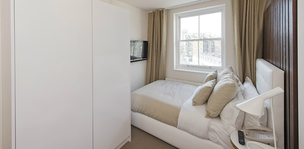 Classic Studio Bedroom Area1