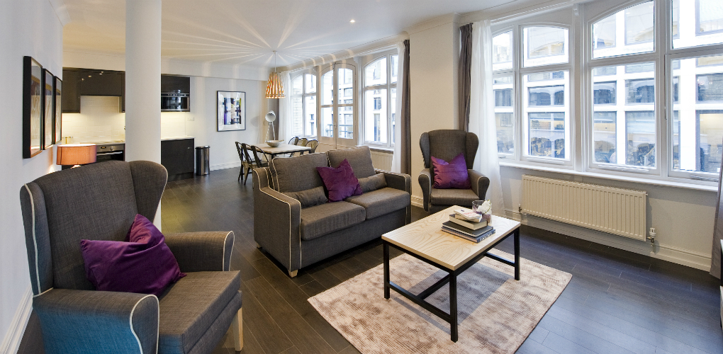 Creechurch, 2 Bedroom apartment, London